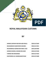 Royal Malaysian Customs