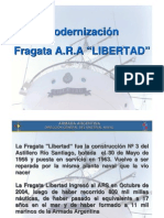Modernizacion Fragata Ara Libertad