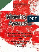 Julio Nishikawa A. - Misterios de Ayacucho