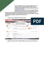 Tutorial Membuat Laman Tab Berdasarkan Label