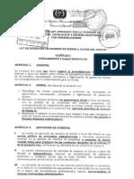 Ley Extincion Dominio - 2012