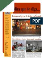 Periódico Escolar nº 2- Febrero