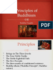 Principles of Buddhism