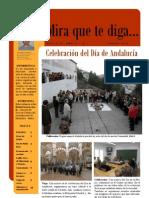 Periódico Escolar nº3- Abrill