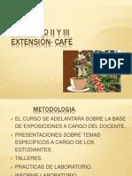 PROYECTO II-III EXTENSIÓN- CAFÉ PRESENTACIÓN 01