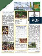 Murugan Temple Newsletter October November December 2012