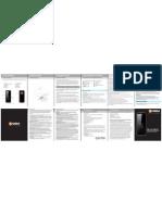 Manuale Per NGM Premier