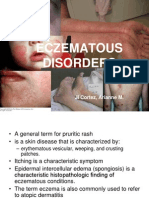 Eczematous Disorders CFM REPORT 2.ppt