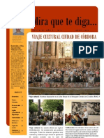 Periódico Escolar nº 4- Mayo 2008