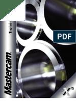 MasterCAM x3 lathe pdf | Machine Tool | Machining