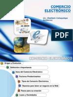Comercio Electronico 2012