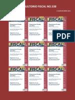 538 Consultorio Fiscal REVISTA COMPLETA