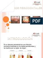 abceso periodontales