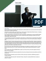 AFR - Scott Powers Interview
