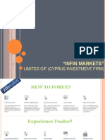 InfinMarkets |  Forex Currency