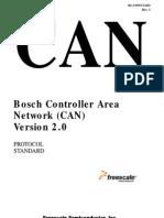 Bosch Controller Area Network