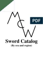 Sword Catolog
