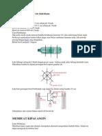 Cara Mmebuat Kincir Air Sederhana