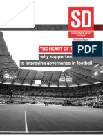 Supporter Direct Europe - Position Paper