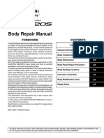 Year2008 i30 Body Reapir Manual