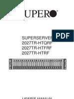 servidor supermicro