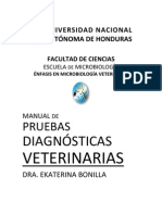 Salmonella y Influenza Aviar - Manual Diagnostico
