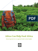 Africa Can Help Feed Africa