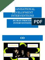 Group Presentation Organisational Development Interventions
