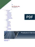 Pag Asa Standard Rebars Information