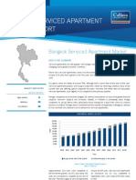 Bangkok Serviced Apartment Market Report Q3 2012