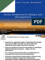 Alcoa Sname-Asne Joint Sdc Mtg