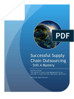 Successful Supply Chain Outsourcing