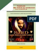 Panduan Menerima Yesus dan Shibghah bagi Kaum Muslim