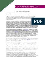 HIPERACTIVIDAD FAMILIA CONTEMPORÁNEA Juan Pundik