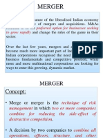 Merger PPt