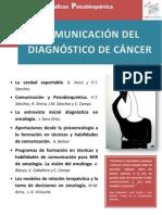 Monográfico 1 - Comunicación del Diagnóstico de Cáncer (Muestra)