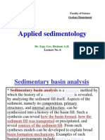 Applied Sedimentology 4