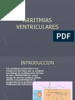 ARRITMIAS VENTRICULARESCorregida