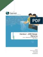 J2EE Design Patterns Handout v1.0