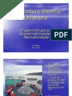 Aquacultura Marinha Offshore