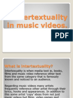 Interextuality+in+Music+Videos