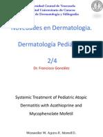 Novedades en Dermatologia PARTE 2