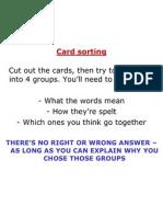 les adjectifs - revision