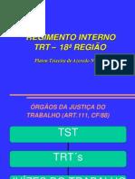 Regimento Interno Trt18
