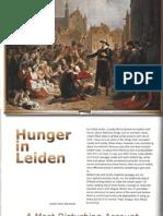 Hunger in Leiden