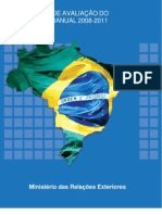 Relatorio de Avaliacao Do Plano Plurianual 2008-2011 - Ano Base 2010
