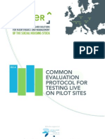 AFTER IEE-10-344 SI2.589424 - D2.3 - Common Evaluation Protocol for Testing Live on Pilot Sites (Guidelines)
