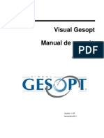 Manual Vgesopt Oracle
