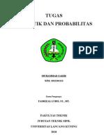 Laporan Statistik Dan Probabilitas
