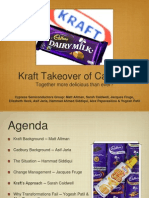 Kraft Takeover of Cadbury Together More Delicious Than Ever